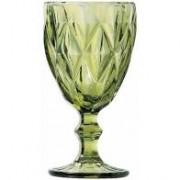 Taça Para Água Diamond Verde