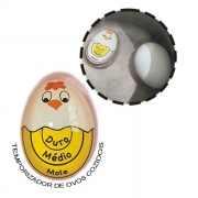 Temporizador para Cozimento de Ovos