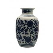 Vaso Cerâmica Portuguesa Pescoço Curto