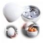 Egg Cooker Forma Para Fazer Ovos Cozidos Microondas
