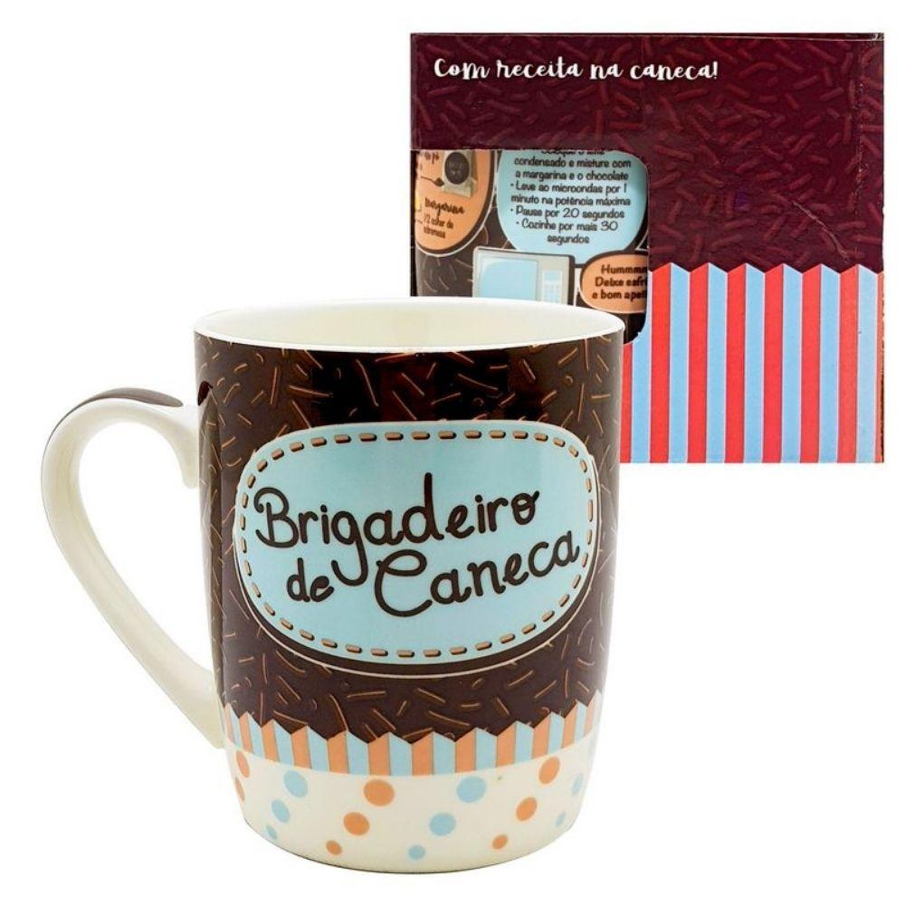 Caneca Brigadeiro 410ml