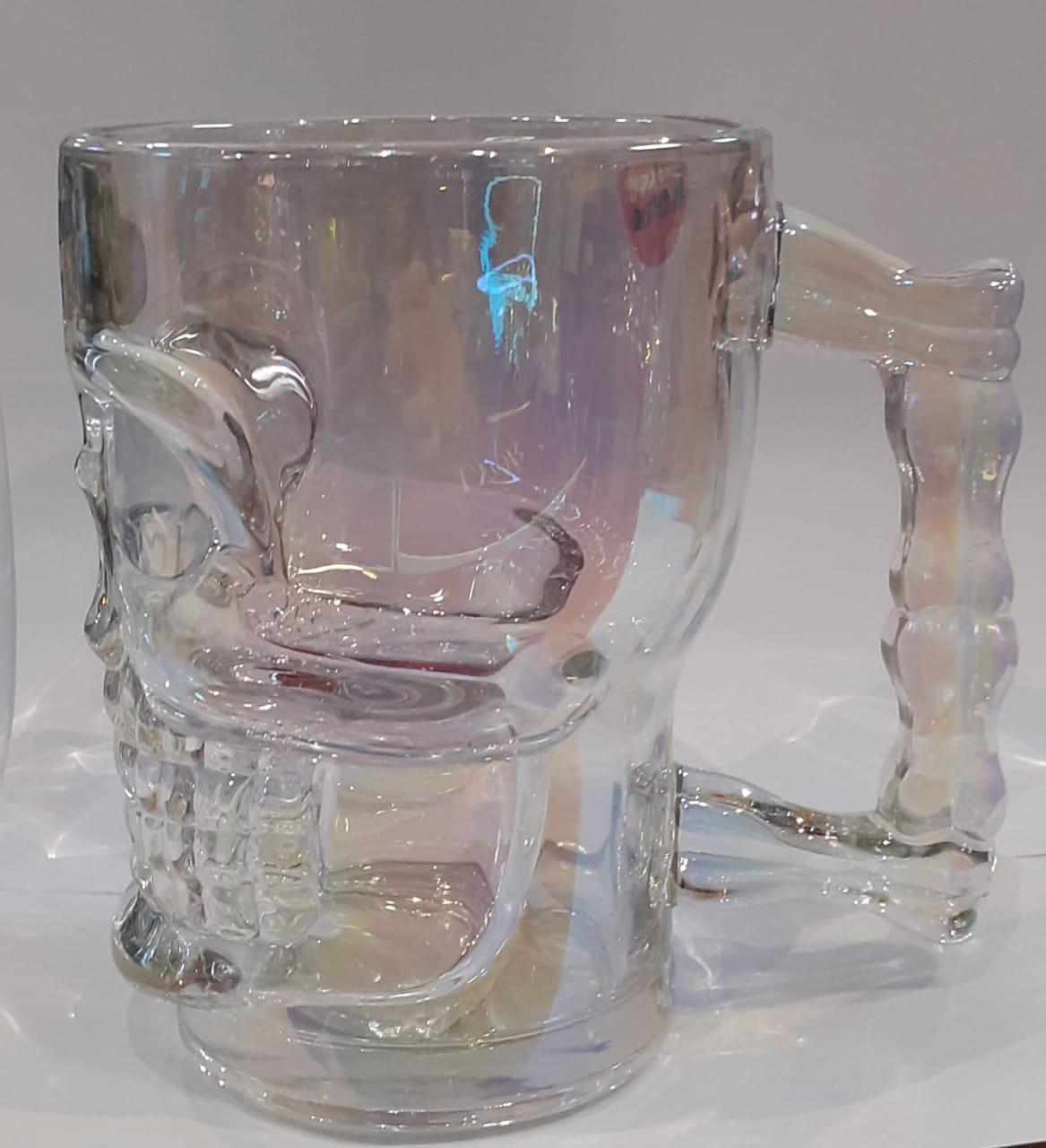 Caneca de Caveira Style 520 ml