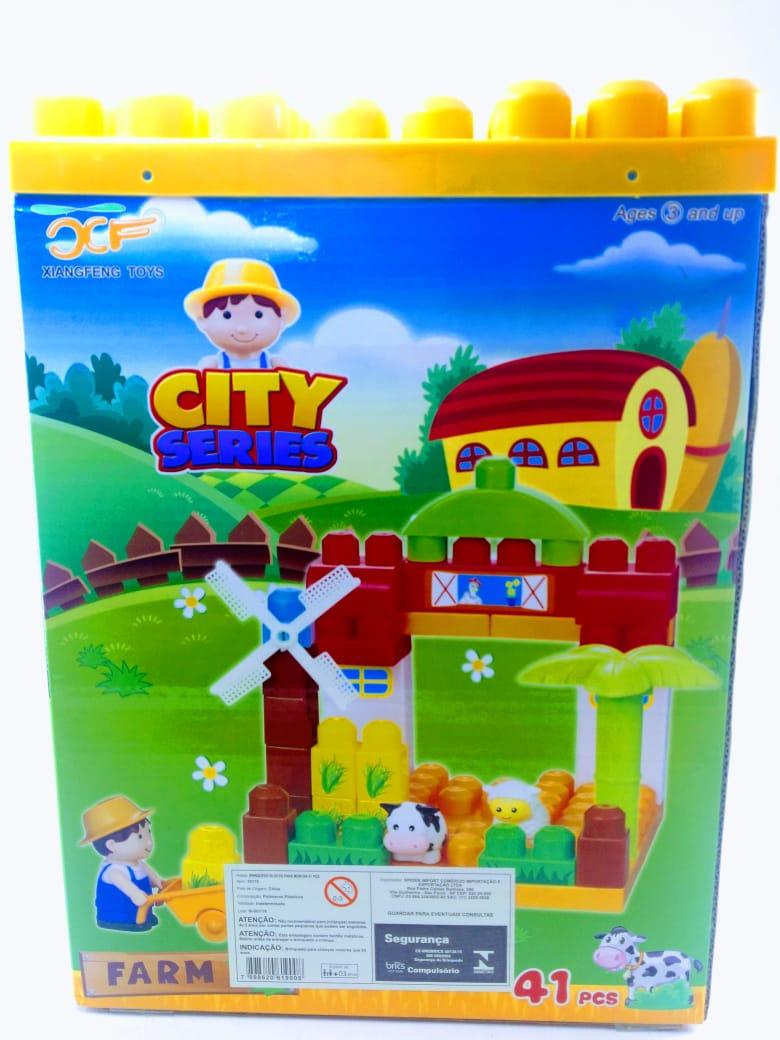 City Series Fazenda