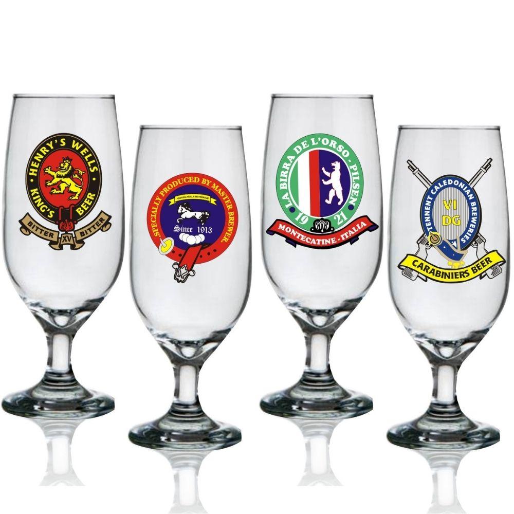 Conjunto 6 Copos Floripa Royal Beer 300ml