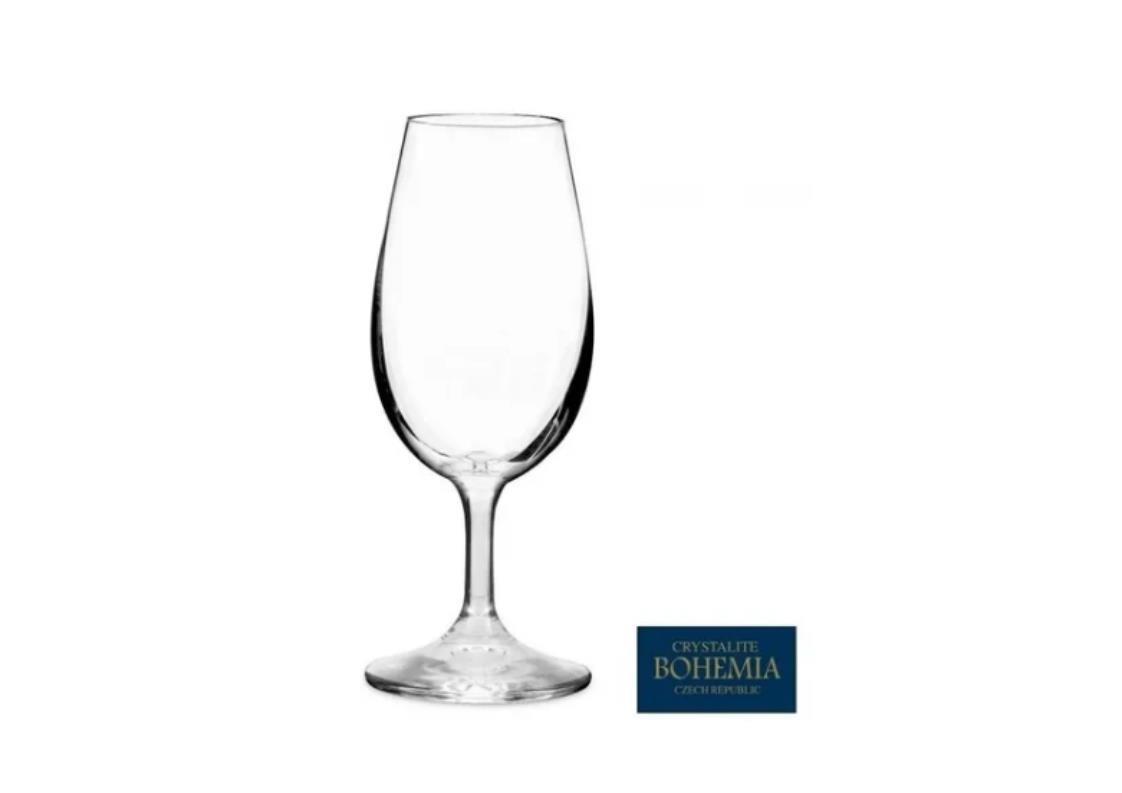 Conjunto 6 Taças Cristal Para Degustação 210ml Gastro Bohemia