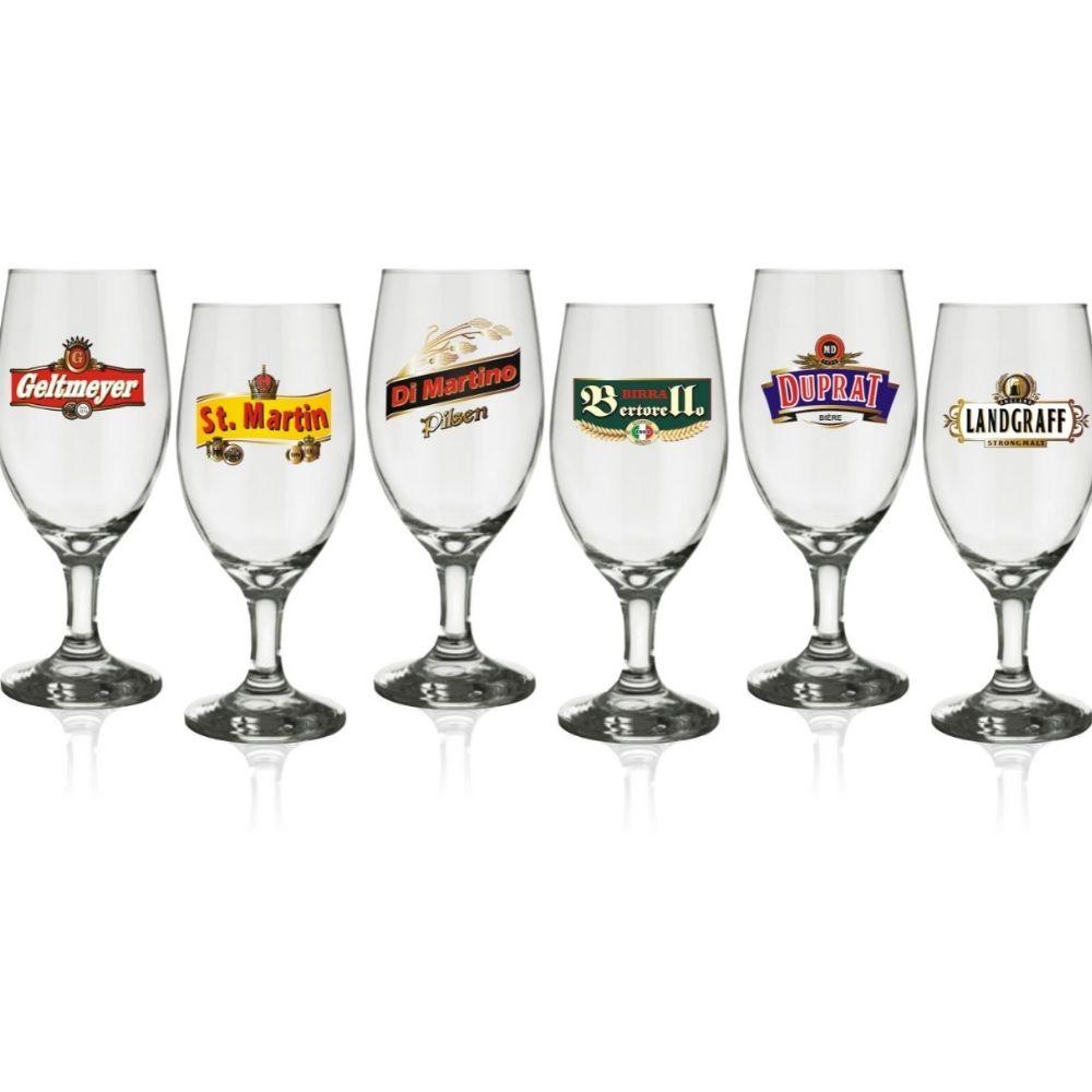 Conjunto 6 Taças Premium Windsor Geltmeyer