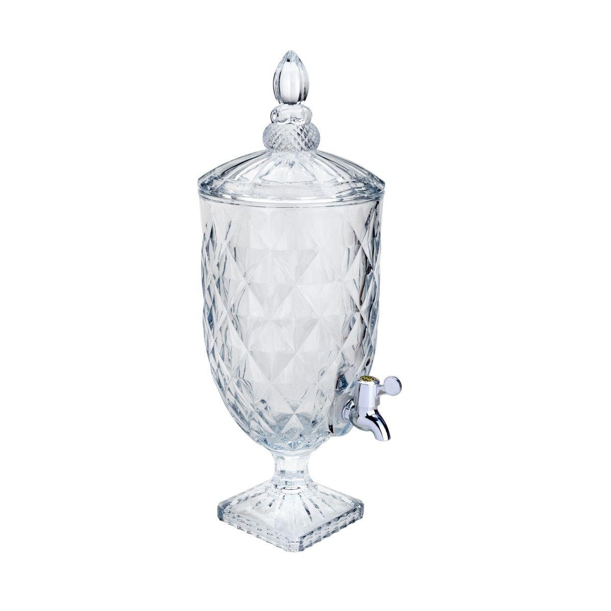 Suqueira  de Vidro Diamond 4,9L