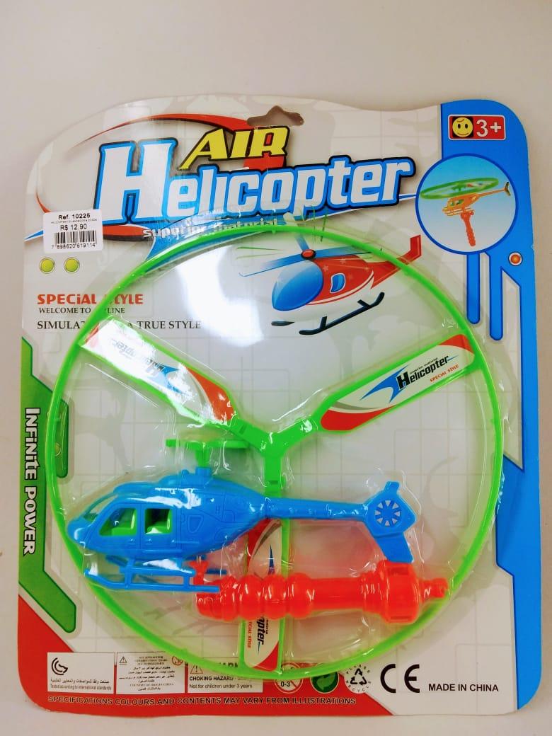 Helicoptero com Lançador