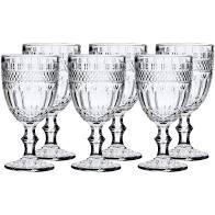 Jogo 6 Taças Para Vinho Imperial 360ml Vidro Haüskraft