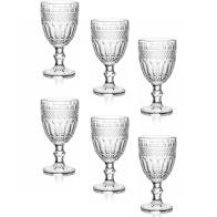 Conjunto 6 Taças para Vinho Lumini 340ml