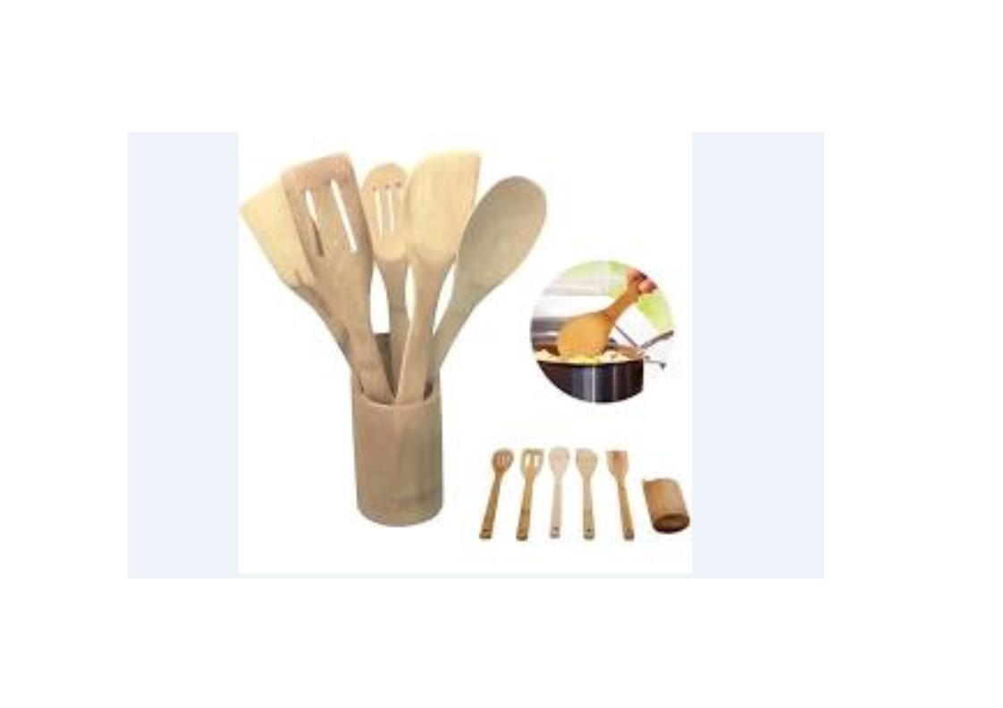 Kit Bambu Dolce Home