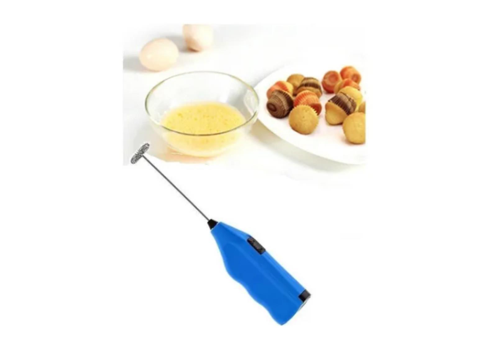Mini Mixer Misturador Azul