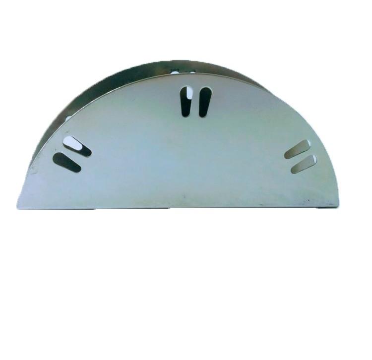 Porta Guardanapo de Inox 15cm