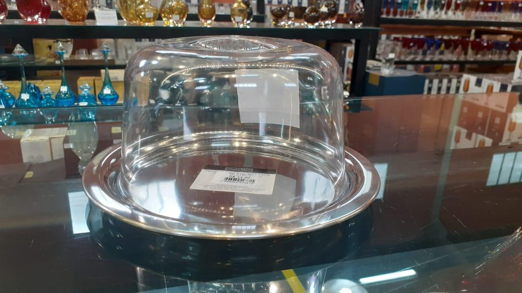 Porta queijo 23 cm Hauskraft