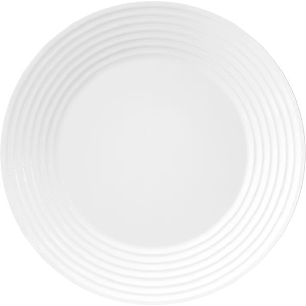Prato de Sobremesa Saturno Duralex 19 cm