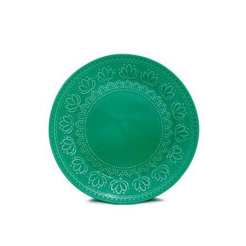 Prato Raso Relieve Verde 26 cm