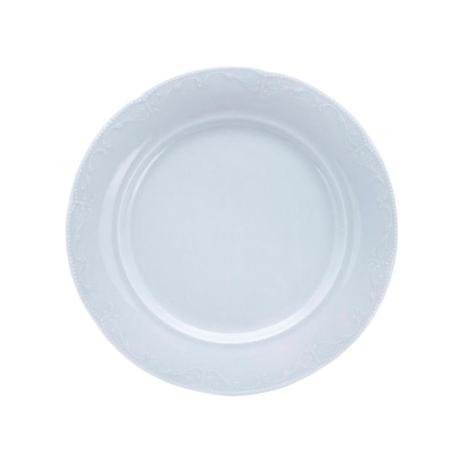 Prato Sobremesa  Caprice Porcelana 20cm Mimo Style