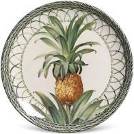 Prato Sobremesa Pineapple