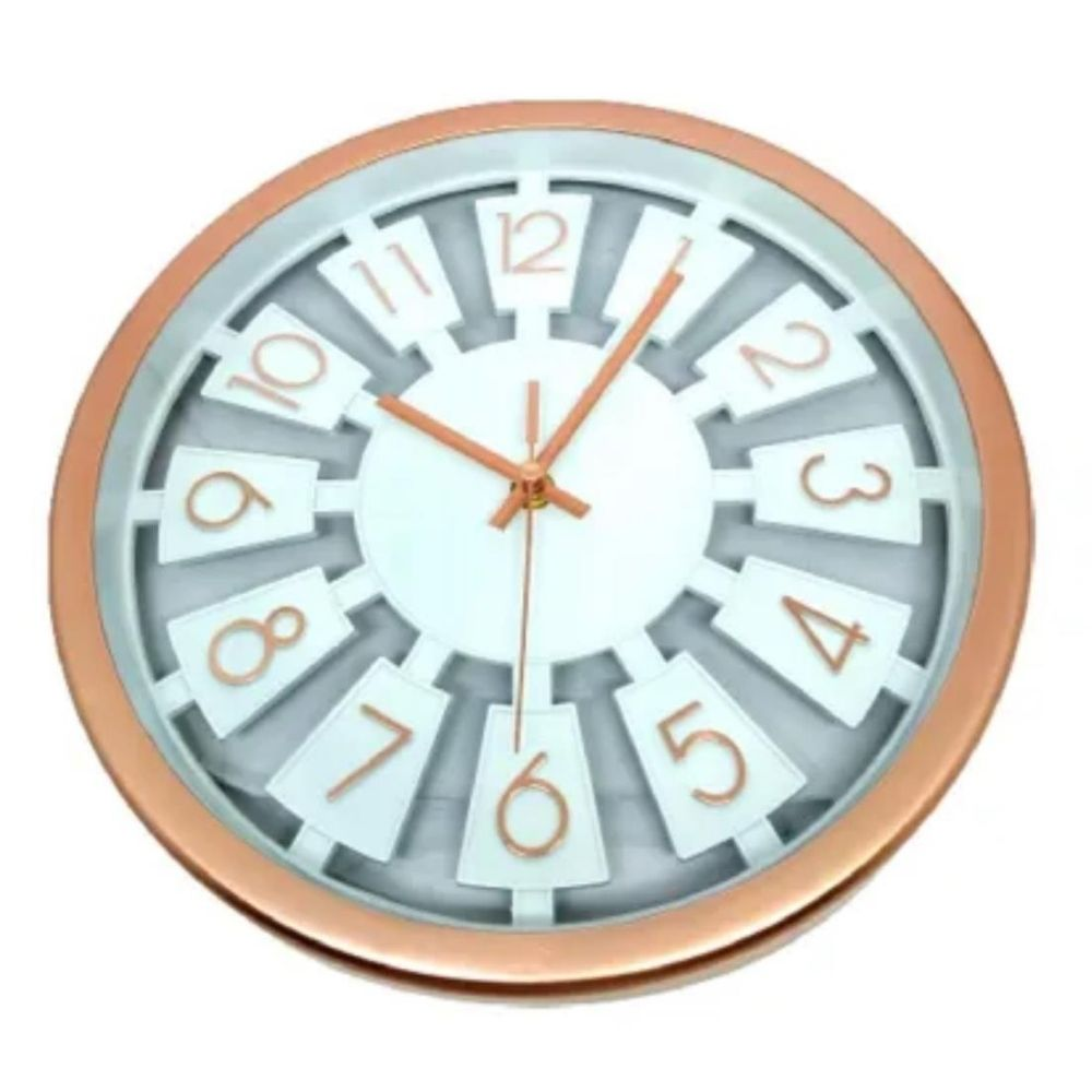 Relógio Redondo 30cm Sweep Yins
