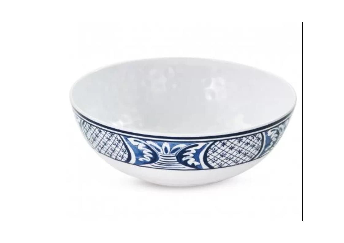 Saladeira Melamina Azulejo