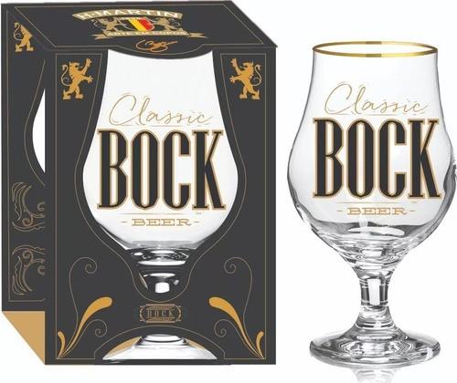 Taça Dublin Classic Filete Ouro 400 ml 1 Peça