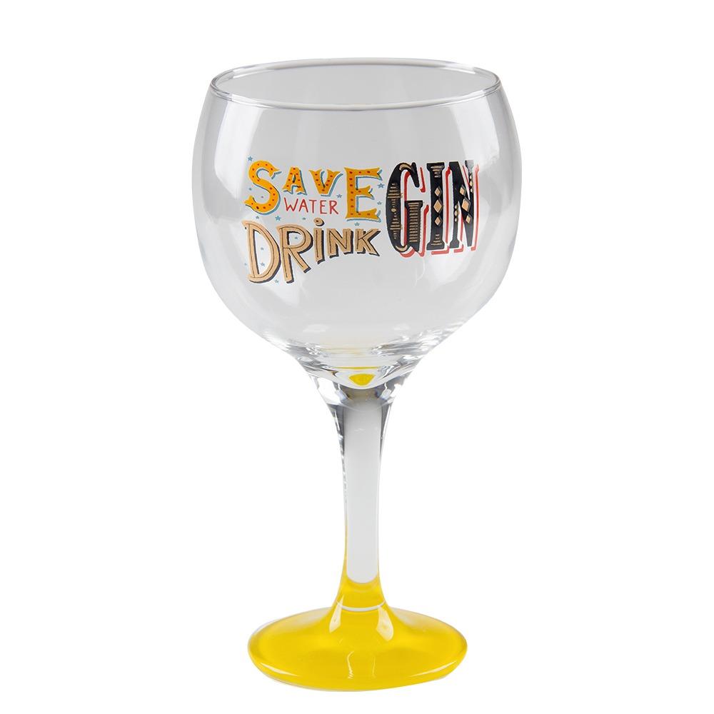 Taça Gin Tônic Save Water 600 ml