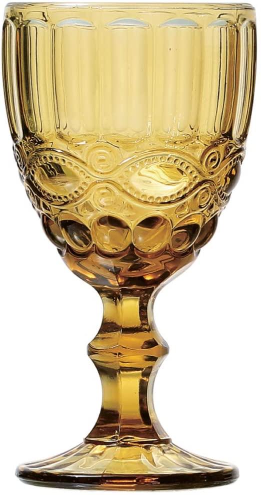 Taça Para Água Libélula Âmbar