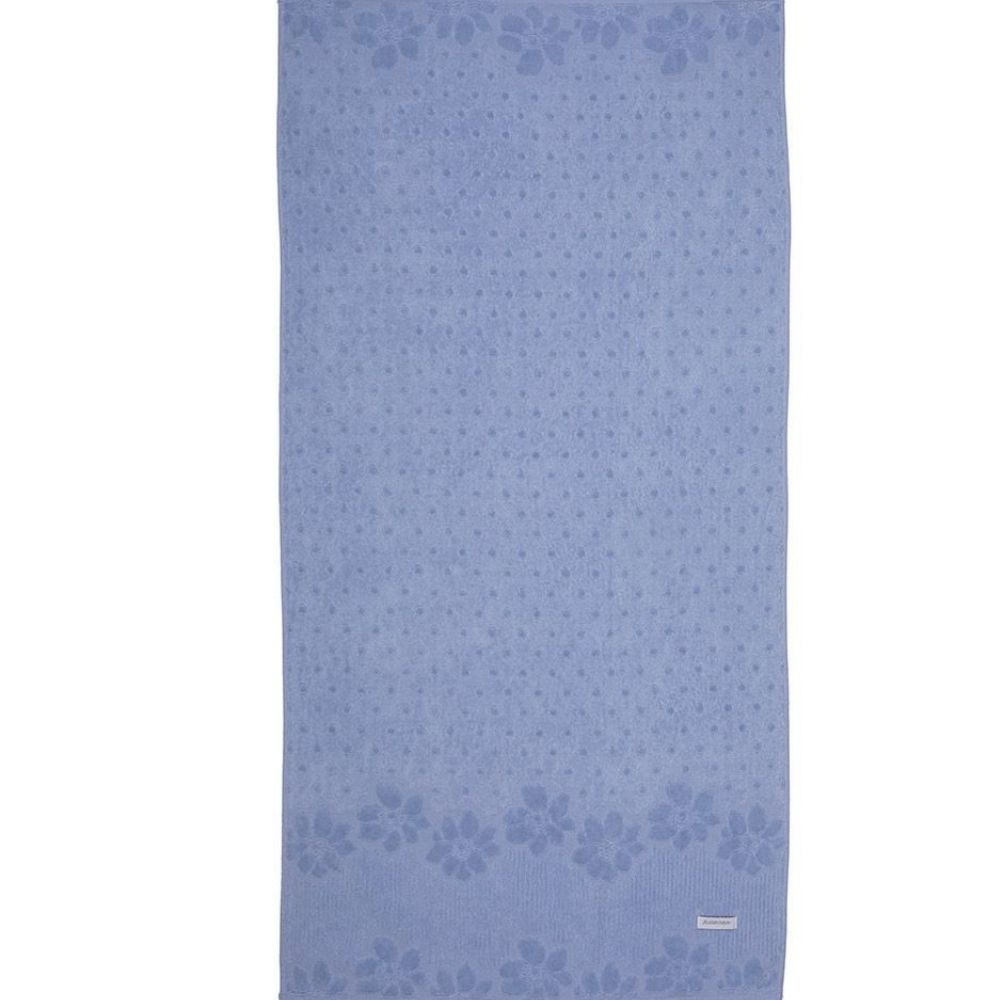 Toalha De Rosto Buddemeyer Azul 48x80cm
