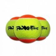 Bola de Beach Tennis Rakkettone - 3 unidades