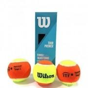 Bola de Beach Tennis Wilson Tour Premier - 3 unidades