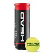 Bola de Tênis Head Championship - Tubo 3 bolas