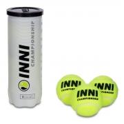 Bola de Tênis Inni Championship - Tubo 3 bolas