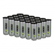 Bola de Tênis Inni Master - Caixa com 24 tubos