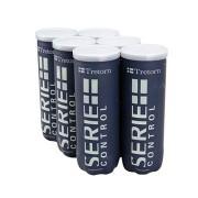 Bola de Tênis Tretorn Control - Pack com 6 tubos