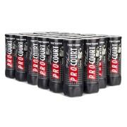 Bola de Tênis Tretorn Pro Court - Caixa com 24 tubos