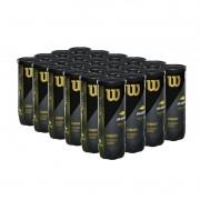 Bola de Tênis Wilson US Open Extra Duty - Caixa com 24 tubos