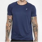 Camiseta Asics Core Masculina Azul Marinho