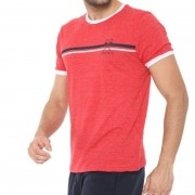 Camiseta Fila Masculina Tennis Vermelha
