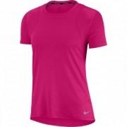 Camiseta Nike Dry-Fit Feminina Run Top Rosa