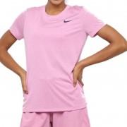 Camiseta Nike Feminina Dry Leg - Rosa