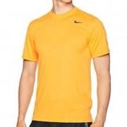 Camiseta Nike Masculina Legend 2.0 Dourada