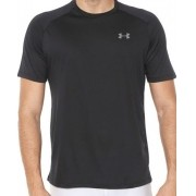Camiseta Under Armour Masculina Tech Preta
