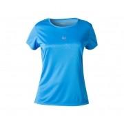 Camiseta Wilson Core Feminina Azul Celeste
