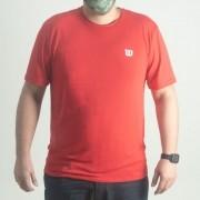 Camiseta Wilson Trainning X Masculina - Vermelho