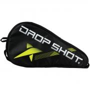 Capa para Raquete de Beach Tennis Drop Shot Preta