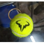 Chaveiro de Bola de Tênis - Nadal