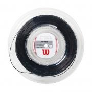 Corda Wilson Synthetic Gut Power 17 1.25mm Rolo 200m Preta
