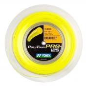 Corda Yonex Poly Tour Pro 16L 1.25mm  - Rolo 200m Amarela