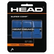 Kit com 3 Overgrip Head Super Comp