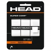 Kit com 3 Overgrip Head Super Comp